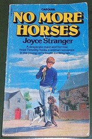 Cover of: No More Horses