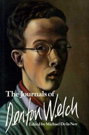 Cover of: The Journals of Denton Welch
