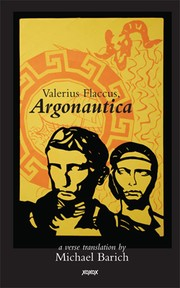 Cover of: Argonautica