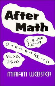 Cover of: After Math | Miriam Webster