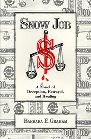 Cover of: Snow job