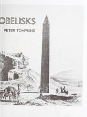 Cover of: The magic of obelisks | Peter Tompkins
