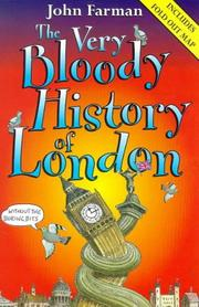 Cover of: Very Bloody History