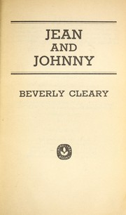 Cover of: Jean and Johnny