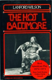 Cover of: The Hot L Baltimore