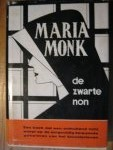 Awful disclosures of Maria Monk by Monk, Maria