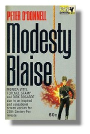 Cover of: Modesty Blaise