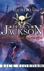 Cover of: Percy Jackson and the battle of the labyrinth