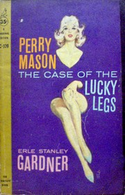 Cover of: The case of the lucky legs