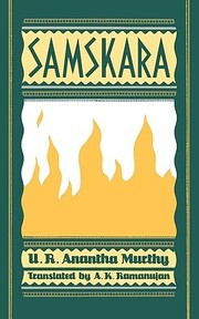 Cover of: Samskara: A Rite for a Dead Man