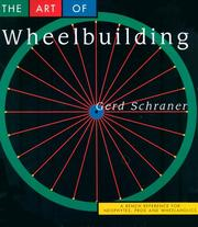 Cover of: The Art of Wheelbuilding |