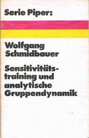 Sensitivitätstraining und analytische Gruppendynamik