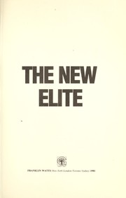 Cover of: The new elite: the death of democracy