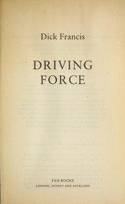 Cover of: Driving force