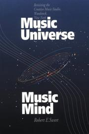 Cover of: Music universe, music mind
