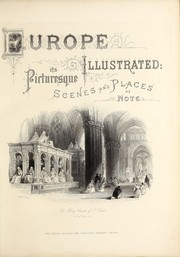 Cover of: Europe illustrated | John Sherer