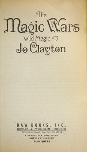 Cover of: The magic wars | Jo Clayton