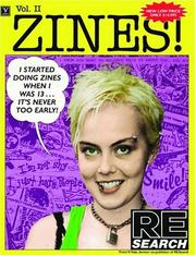 Cover of: Zines! Volume Two (Zines!)
