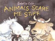 Cover of: Animals Scare Me Stiff