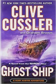 Ghost ship by Clive Cussler, Mark Graham Brown
