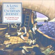 Cover of: A Long and Uncertain Journey | Joan Elizabeth Goodman