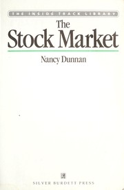 Cover of: The stock market