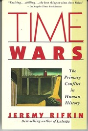 Cover of: Time wars: the primary conflict in human history