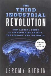 Cover of: The Third Industrial Revolution