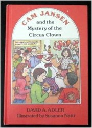 Cover of: Cam Jansen and the Mystery of the Circus Clown