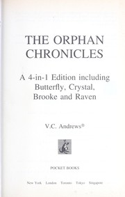 Cover of: The orphan chronicles