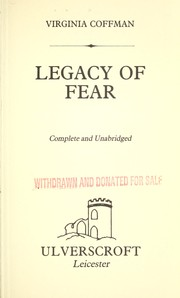 Cover of: A fear of heights