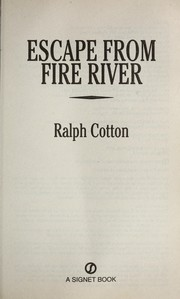 Cover of: Escape from Fire River