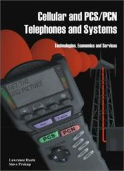 Cover of: Cellular and PCS/PCN telephones and systems
