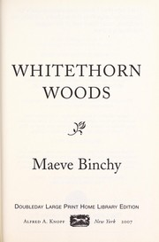 Cover of: Whitehorn Woods