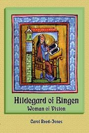 Cover of: Hildegard Of Bingen | Carol Reed-Jones