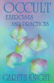 Occult Exercises and Practices by Gareth Knight