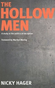 The Hollow Men by Nicky Hager