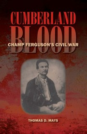 Cover of: Cumberland Blood