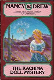 The Kachina doll mystery by Carolyn Keene