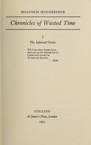 Cover of: The infernal grove