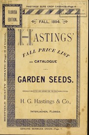 Cover of: Hastings