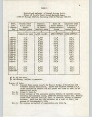 Cover of: Statistical analysis of the annual average F.O.B. prices of Pacific Coast canned bartlett pears, 1926-27 to 1949-50