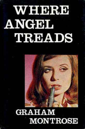 Where Angel treads by Graham Montrose