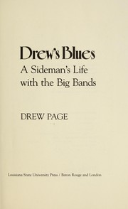 Cover of: Drew's blues | Drew Page