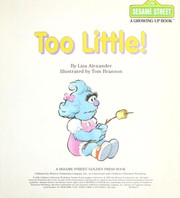 Cover of: Too little!