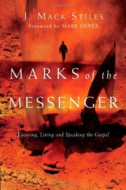 Cover of: Marks of the messenger