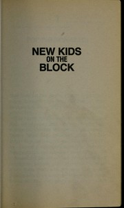 Cover of: New Kids on the Block