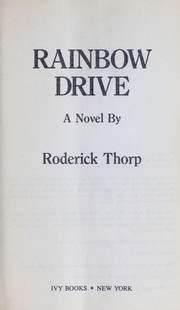 Cover of: Rainbow Drive