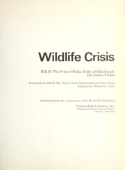 Cover of: Wildlife crisis