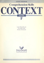 Cover of: Context